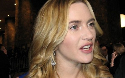 Winslet married Ned RocknRoll secretly in New York