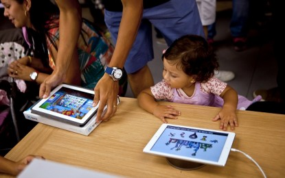 Apple Suppliers Start Making New IPads