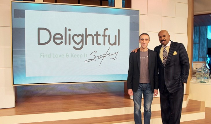 Steve Harvey Launches A Site To Help Women 'Become More Dateable'