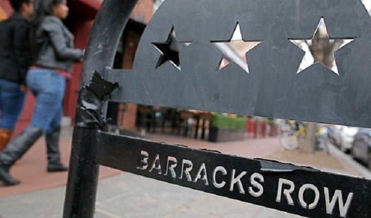 Where We Live: Barracks Row has gone from grit to glamour