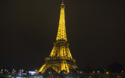City company builds wind turbines for Eiffel Tower