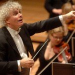Simon Rattle to lead the LSO: 'It's a homecoming'