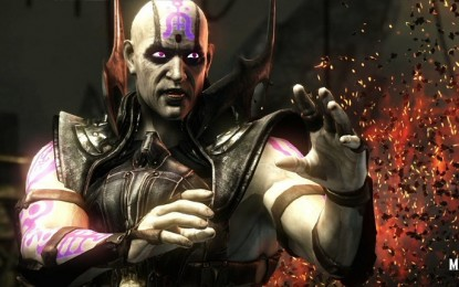 Finish him! 'Mortal Kombat X' is the bloody next chapter fans deserve
