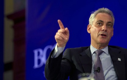 Chicago's Wall Street Reprieve Spurs Rally Before Junk-Bond Sale