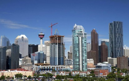 Oil Slump Has Calgary Awash in Vacant Office Space