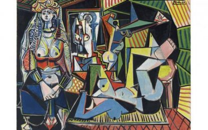 Picasso Painting Sells For Record $180 Million In Christie's Auction