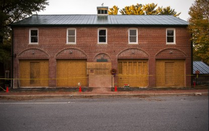 Five-alarm bargain in Gaithersburg is converted into a home