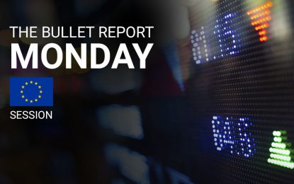 EU Session Bullet Report – USD Recovers, EUR In Neutral Zone