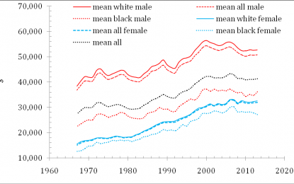 Income Inequality: Race And Gender Issues