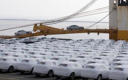 Stocks Slump On Report Trump To Unleash Auto Tariffs Next Week