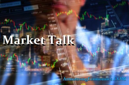 Market Talk – Tuesday, Nov. 13