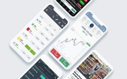 Top 8 forex trading apps for Android and iOS