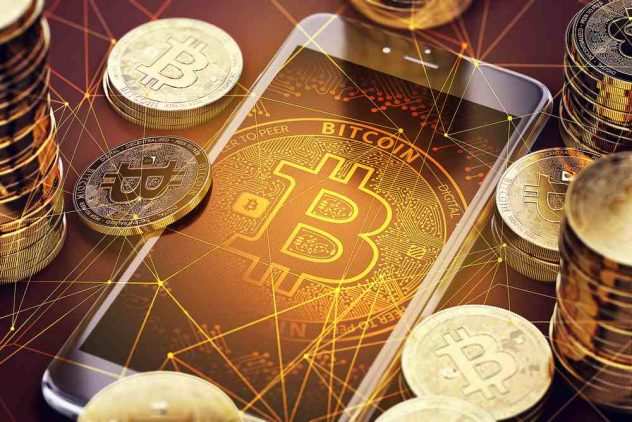 Take advantage of the constant increase in Bitcoin