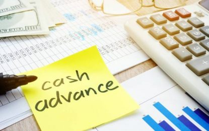 Cash advance or standard business loan?