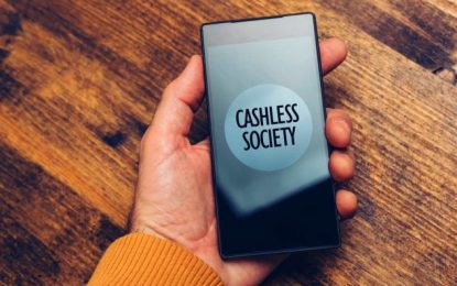 Is COVID-19 accelerating the transition to a cashless society?