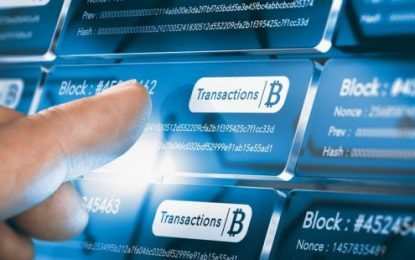 What is bitcoin? Transaction records of bitcoins