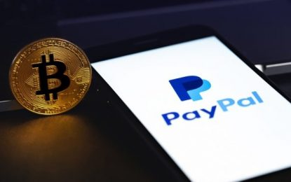 Did PayPal's crypto announcement add to the overall momentum?