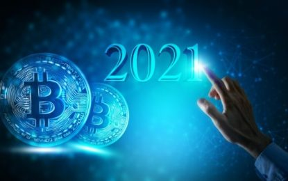 How high can bitcoin go in the coming year?