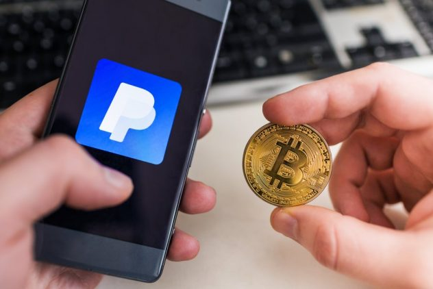 What's the significance of PayPal's association with crypto?