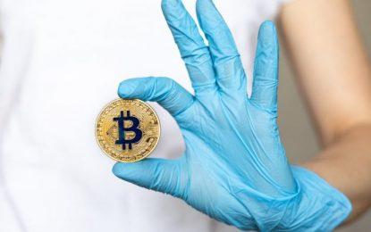 Coronavirus pandemic and bitcoin trading