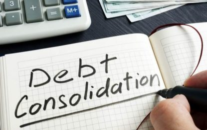 How to do debt consolidation with bad credit