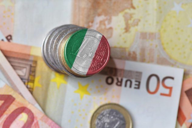 Do you need to recover credit in Italy?